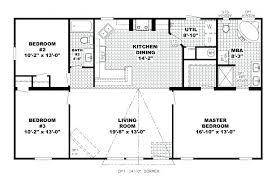 floor plans for ranch houses open house plans ranch processcodi