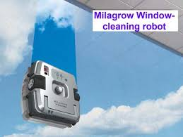 cleaning robots milagrow robot offers one touch window cleaning