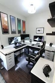Pc Desk Ideas Articles With Computer Desk Setup Ideas Tag Awesome Computer Desk