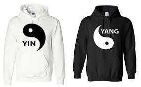 aliexpress yang yin yang couple sweatshirt men women couple lovers hoodie us