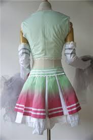 cheerleading uniforms halloween aliexpress com buy lovelive minami kotori cheerleading uniforms