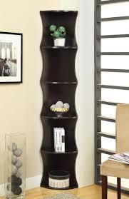 Bookcase Corner Unit Wildon Home Corner Unit Bookcase Reviews Wayfair
