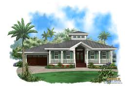 Caribbean House Plans Style Architecture Stock Floor And