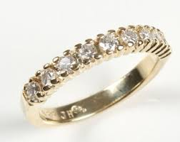 wedding rings on wedding rings etsy