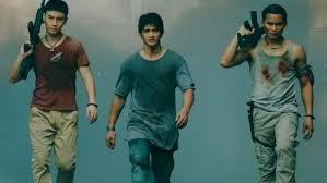 film laga yang dibintangi iko uwais iko uwais til garang dalam trailer triple threat terbaru