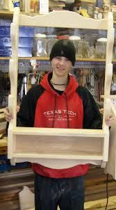 Free Wooden Gun Cabinet Plans 20 Best Gun Cabinet Plans Images On Pinterest Gun Cabinets Gun