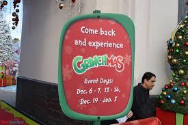 Universal Studios Christmas Ornaments - grinchmas kicks off at universal studios hollywood