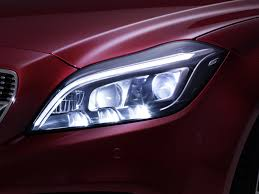 audi matrix headlights mercedes to debut multibeam led headlight technology on 2015 cls