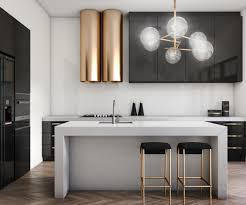 parisian kitchen design essastone adds a sophisticated touch to this mineral inspired