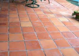 terracotta floor maintained in whipsnade bedfordshire tile