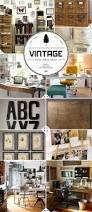 Home Office Decor Ideas Best 25 Vintage Office Ideas On Pinterest Vintage Office Decor