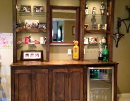 Floating Bar Cabinet Bar Awesome Corner Wet Bar Designs This Modern Wet Bar Features
