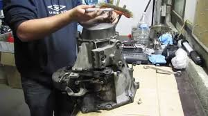 peugeot 207 be4 gearbox overhaul part 1 youtube