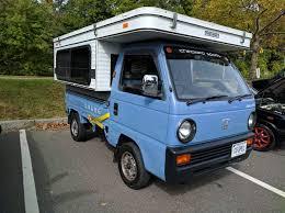 honda truck this little honda truck is cool