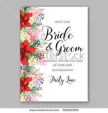 Wedding Invitation Example Wedding Invitation Template Stock Images Royalty Free Images