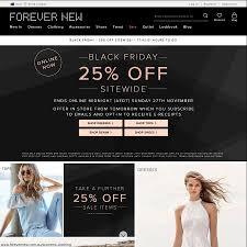 forever black friday forever new black friday 25 off store wide until sunday free