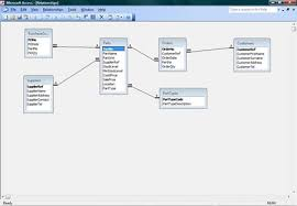 tutorial how to create an ms access stock control database plus