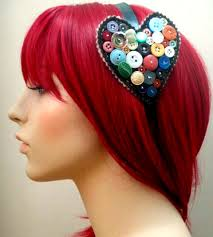 handmade headbands win 1 of 5 handmade vintage button headbands epheriell designs