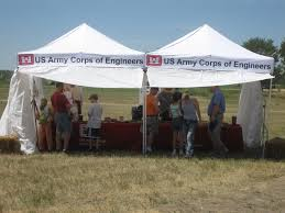 Canopy Photo Booth by Signature Events Clark On The Yellowstone Lewis And Clark