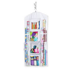 buy gift wrap storage from bed bath beyond