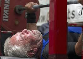 How Much Can John Cena Bench Press Pushing It To The Limit 91 Year Old Arizona Man Breaks World
