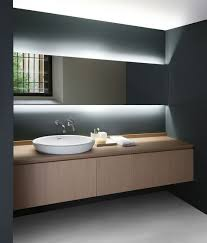 Modern Bathroom Lights Just Look At The Simplicity Of It Anyone Could Adopt This Look