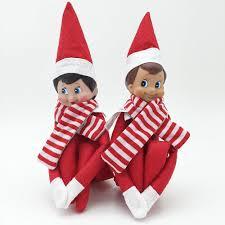 christmas elf on the shelf smiley dolls figure novelty gift elf