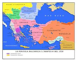 caduta impero ottomano riconquista di costantinopoli