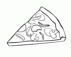 image gallery pizza drawing kids
