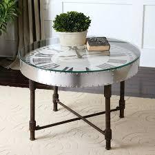 Clock Coffee Table Clock Coffee Table Ofology Clock Coffee Table For Sale