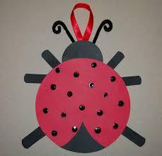 ladybug craft template find craft ideas