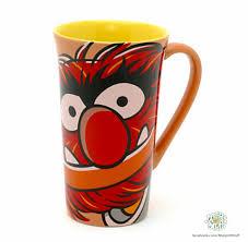 animal mug muppet stuff disney store muppet mugs