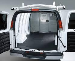 2018 gm vans get modern new base engine gm authority