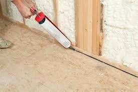 Best Basement Flooring Options Basement Subfloor With Best Basement Flooring Options