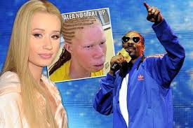 Make A Free Meme - iggy azalea hits out at snoop dogg after he posts meme of her on