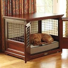 Dog Armoire Furniture Designer Dog Crates Furniture Foter