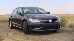 review 2013 volkswagen passat s handles like a german sedan