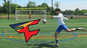 Best Soccer Goals For Backyard Crazy Soccer Goals W Faze Temperrr Youtube