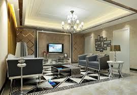 modern chinese living room design model interior design