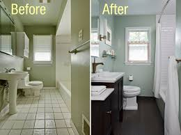 Cheap Decorating Ideas For Bathrooms by Bathroom Vanities Before And After Photos Of Bathroom Renovations