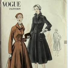1950s jacket simplicity patterns vintage sewing pattern 1950s