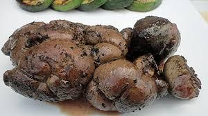 cuisiner des rognons de boeuf rognon de veau au barbecue