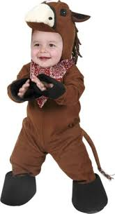 6 Month Boy Halloween Costume Infant Horse Halloween Costume Size 6 12 Months Image