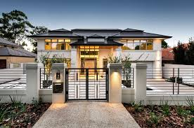 big house design 50 beautiful modern gates and fences for small and big houses