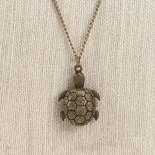 turtle necklace timepiece wholesale at koehler home decor