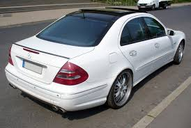 mercedes official parts mercedes e 55 amg technical details history photos on