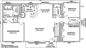 ranch house floor plan small ranch house floor plans with photos best house design