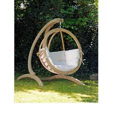globo hanging chair stand luxury relaxation at its best bho