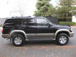 toyota 4runner 1999 limited 1999 toyota 4runner limited 4x4 diff lock leather timing belt done