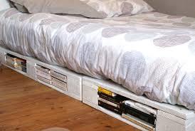 Platform Bed Pallet Bedroom Furniture Leon U0027s Bedding Ideas